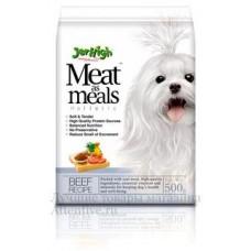 Гипоаллергенный премиум корм для собак Jerhigh Meat as Meal, Говядина 500 гр.