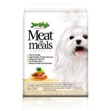 Гипоаллергенный корм премиум класса для собак Jerhigh Meat as Meal, Курочка 500 гр.