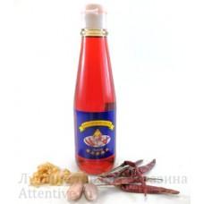 Масло Чили и чеснок Chuahah Seng, 190 гр.