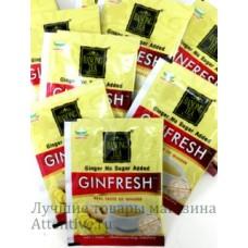 Имбирь органический чай, капсулированный Ginger capsule Thanyaporn herbs brand. 10 пакетов