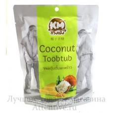 Кокосово-оеховые хрустики, нежное лакомство,126 гр.