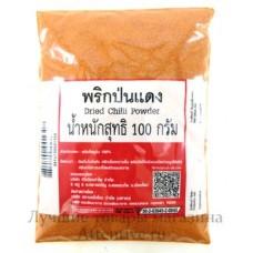 Перец Тайский  Чили молотый, 100 гр.
