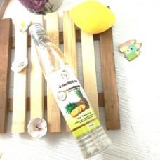 100% органик ананасовое масло, 100 мл.