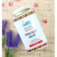 Волшебный охлаждающий тальк Snake Brand Prickly Heat Cooling Powder Classic, 140 гр.