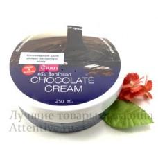 Шоколадный омолаживающий крем для тела Banna Chocolate Cream, 250 мл.