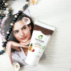 Омолаживающий кокосовый крем для рук TROPICANA VIRGIN COCONUT OIL, 50 гр.