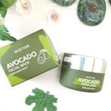 Авокадо, концентрированная, питательная  маска для лица, Mistine, 35 гр.