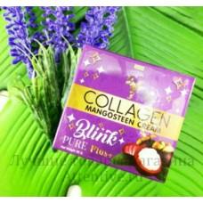 Подтягивающий крем с мангостином, коллагеном Blink Pure Kinaree, 50 гр.