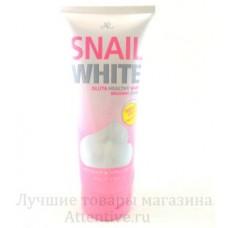 Нежная пенка улитка и жемчуг Snail White, 180 мл.
