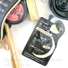 Жидкая крем пудра BB Make Up Pro SPF 35 PA++ Nami, 7 мл.