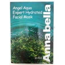 Эффективная маска для регенерации Annabella Angel Aqua Expert Hydrated Facial Mask 1 шт.
