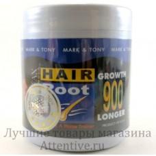 Маска укрепляющая для волос с Биотином MARK&TONY Hair Root Wax, 500 мл.