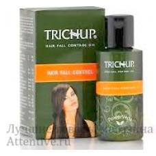 От выпадения волос лечебное средство Тричуп Oil Hair Fall Control , 100 мл.