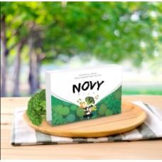 Безопасное снижение веса, Novy, брокколи, 10 капсул.