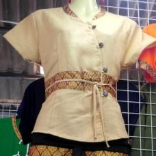 Блузка, форма для тайского массажа.