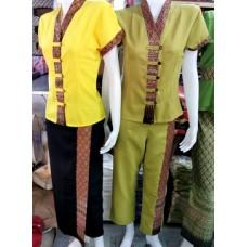 Одежда для администратора, костюм массажиста тайского SPA.