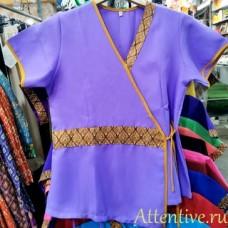 Униформа для массажистов тайского спа салона.