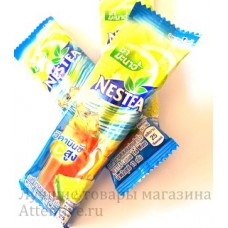 Вкусный лимонный растворимый чай  Nestea, 30 саше по 13 гр.