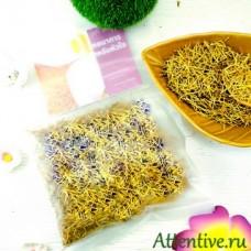 Тычинки Пыльца-Лотоса для питания сердца, зрения, 20 гр.