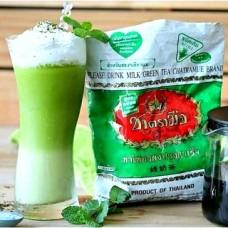 Тайский чай изумрудный молочный, Tea Number one, 200 гр.