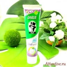 Знаменитая зубная паста Darlie 8 эффектов в 1, 140 гр.